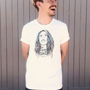 T-Shirt – Der Einsamkeit zum Trotze – Natural