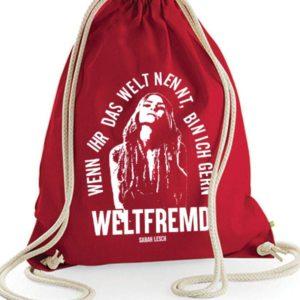"""Gymsac """"Weltfremd"""""""